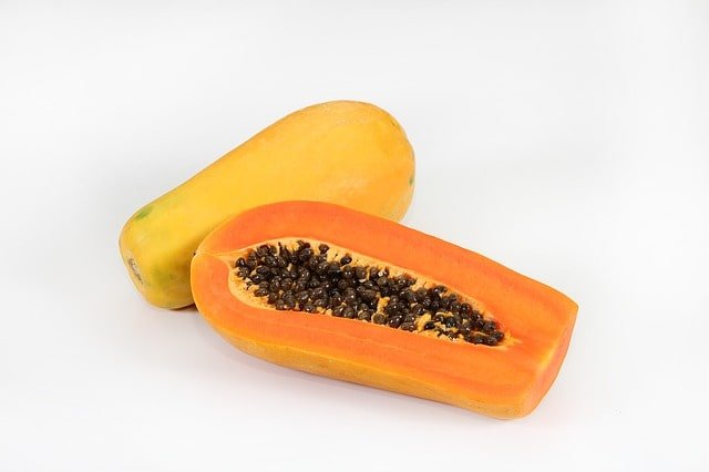 papaya face mask for glowing skin